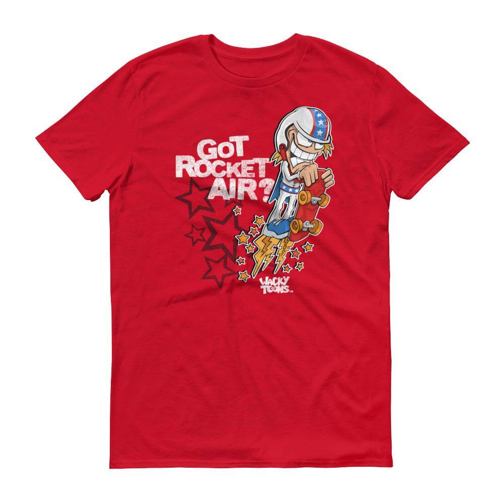 Rocket Air Skater T-Shirt